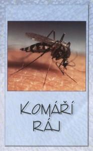 Přebal pořadu: Komáří ráj
