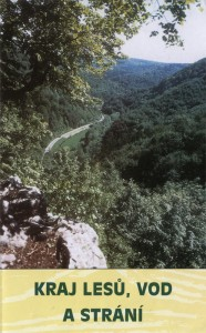 Přebal pořadu: Kraj lesů, vod a strání